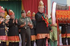 Tabuh Tambo, SBY Buka Pekan Kebudayaan Aceh