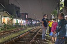 Remaja Tewas Tertabrak Kereta Saat Main di Jalur Rel Kebayoran Lama, Orangtua Diimbau Jaga Anaknya