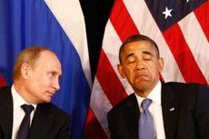 Putin: Pemberontak Suriah yang Gunakan Senjata Kimia