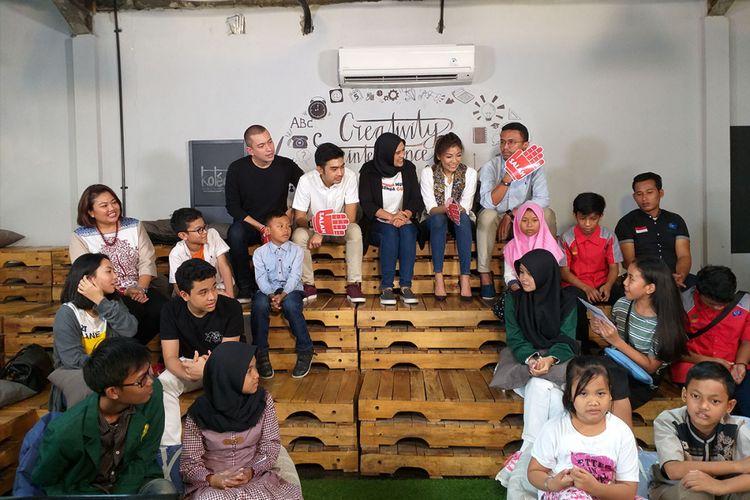 Forum Semua Murid Semua Guru (SMSG) menggelar diskusi mengangkat tema Gawat Darurat Pendidikan: Masihkah Susah Bersekolah? bertempat di Kolega Tebet, Jakarta (26/1/2019).