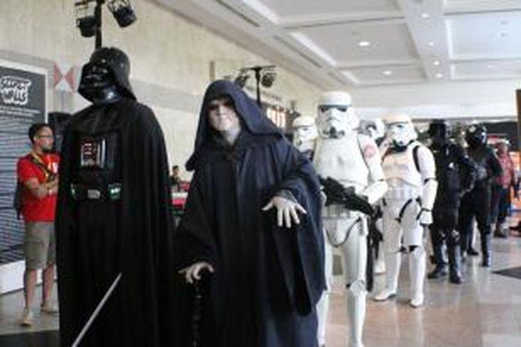 Suasana di Indonesia Comic Con 2015