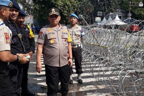 Kapolda Metro Jaya Imbau Masyarakat Tonton Sidang MK dari Rumah