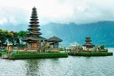Pesona 3 Danau di Bali yang Terbentuk dari Letusan Gunung Lesung