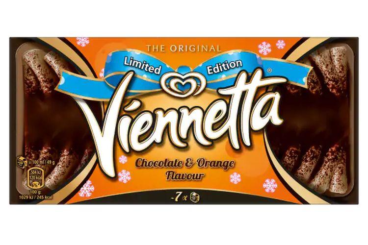 Viennetta Chocolate Orange di Irlandia