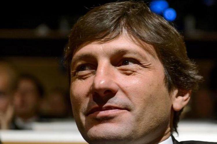 Eks pelatih Inter Milan, Leonardo Araujo.
