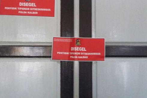 Lakukan Pungli, Kepala BPN Sanggau Terjaring OTT Polda Kalbar