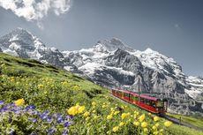 5 Gunung di Swiss yang Bisa Dikunjungi dengan Cable Car