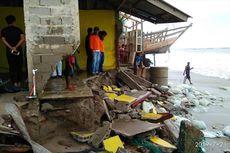 18 Rumah di Aceh Barat Daya Rusak Dihantam Gelombang Pasang