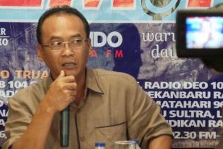 Anggota Komisi V DPR dari Fraksi PDIP Nusyirwan Soejono