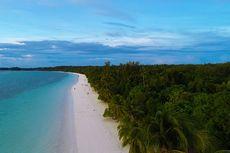 Pantai Ngurbloat di Kepulauan Kei, Tempat Wisata Tanpa Plastik