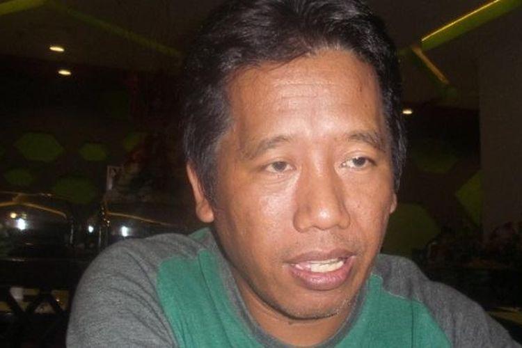 Suwarjono, Ketua Aliansi Jurnalis Independen