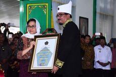 Sri Mulyani Dianugerahi Gelar