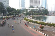 14 Januari, Ada Car Free Day di Jalan Layang Non Tol Antasari