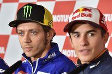 Marc Marquez Sebut Tak Peduli Hubungannya dengan Rossi