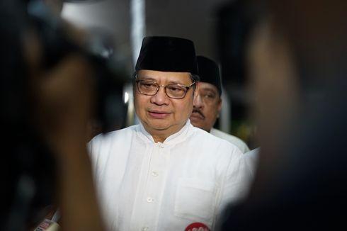 Airlangga Hartarto, Ketum Partai Golkar yang Pimpin Tim Ekonomi Jokowi