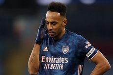 Harapan Aubameyang Jelang Derbi London Utara Tottenham Vs Arsenal