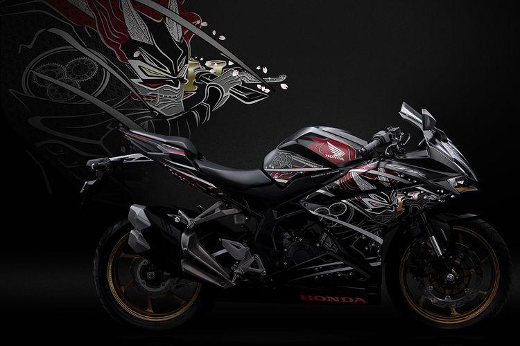 Honda CBR250RR SP Quick Shifter edisi Garuda x Samurai
