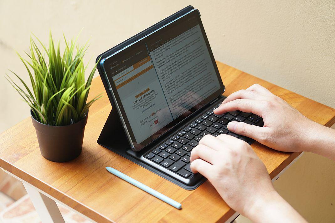 tekno tablet menggantikan laptop wfh bekerja dari rumah 3