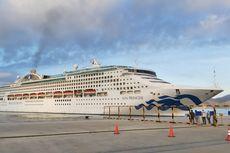 Kapal Pesiar Raksasa Kini Bisa Bersandar di Pelabuhan Gili Mas