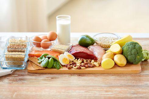Rekomendasi Pola Makan Sehat untuk Cegah Inflamasi Berlebihan