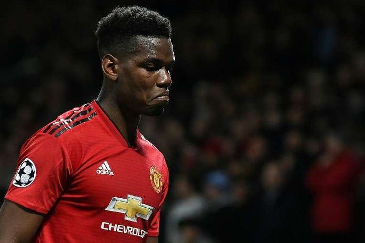 Paul Pogba sudah mengutarakan keinginannya untuk hengkang dari Manchester United di akhir musim, Rabu (24/4/2019)