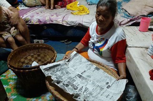 Mbah Ginem: Saya Nangis, Dagangan Belum Dibayar Sudah Dibawa Kabur Orang