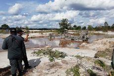 700 Hektar Lahan di Cagar Alam Mandor Kalbar Rusak akibat Tambang Ilegal