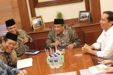 Gantikan Presiden, Jokowi Diminta Buka Munas PBNU