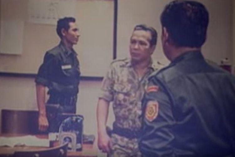Salah satu adegan dalam film G30S/PKI.