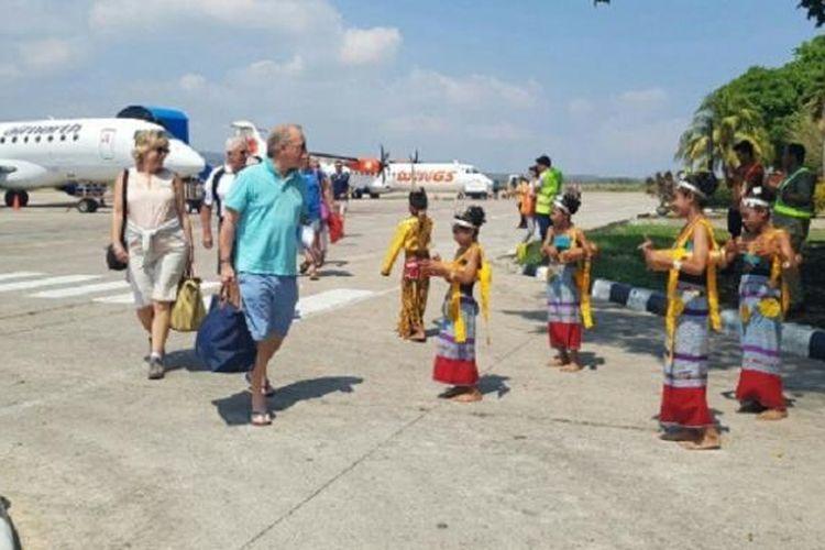 Garuda Indonesia Masih Mengkaji Penerbangan Kupang Dili