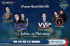 Sambut Idul Fitri, Kompas TV Hadirkan Program Spesial