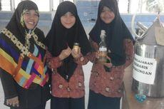 Siswi Madrasah Aliyah Ciptakan Bahan Bakar dari Limbah Plastik