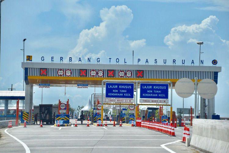 Gerbang Tol Pasuruan