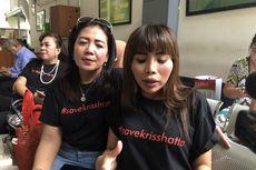 Kenakan Kaus #SaveKrissHatta di Pengadilan, Ibunda Kriss Hatta: Kami Akan Bikin Kejutan