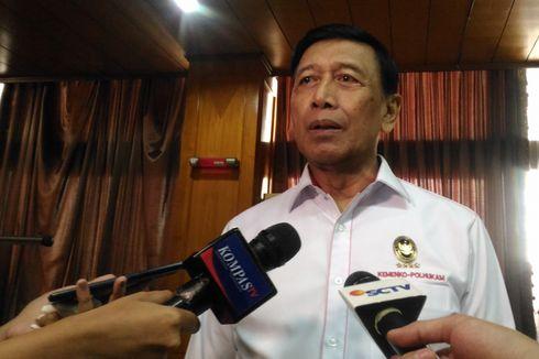 Wiranto: Presiden kan Tidak Boleh