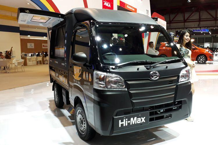 Daihatsu Gran Max Moko yang dipajang di IIMS 2017.