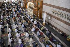 MUI Kembali Imbau Muslim di Zona Merah Covid-19 Tak Shalat Jumat dan Berjemaah di Masjid