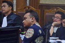 Keponakan Novanto Akui Serahkan Uang kepada Agun Gunandjar