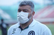 Manajer PS Sleman Danilo Fernando Siap Lelang Sepatu Pertandingan Terakhirnya
