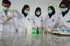 Mahasiswa di Banjarmasin Olah Kayu Bajakah Jadi Hand Sanitizer