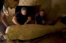 13 Peti Mati Berusia 2.500 Tahun Ditemukan di Mesir dalam Kondisi Utuh
