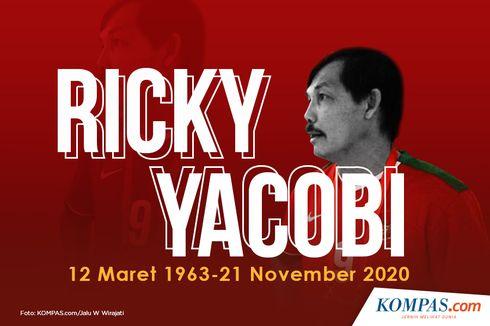 INFOGRAFIK: Mengenang Legenda Timnas Indonesia Ricky Yacobi
