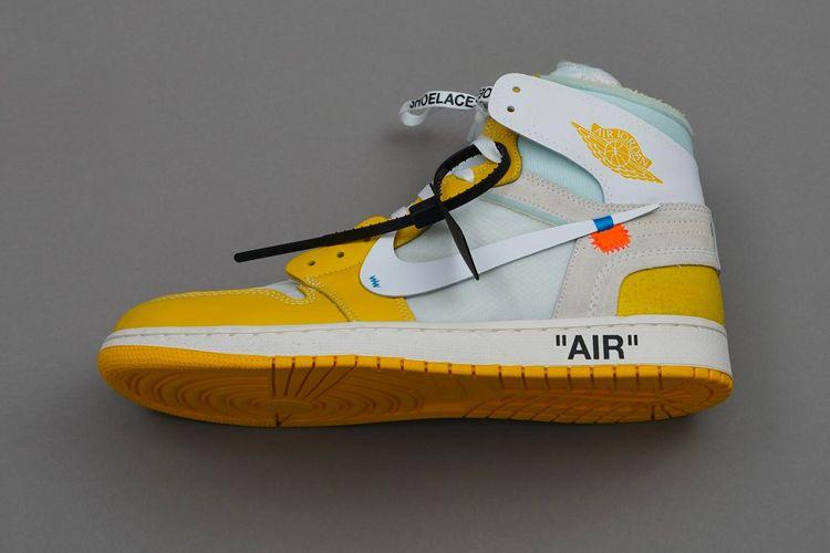 Prototipe Off-White x Nike