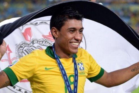 Spurs Dapatkan Paulinho dengan Harga Rp 238 miliar