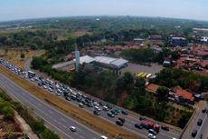 Arus Balik, 50.700 Kendaraan Padati Tol Cipali