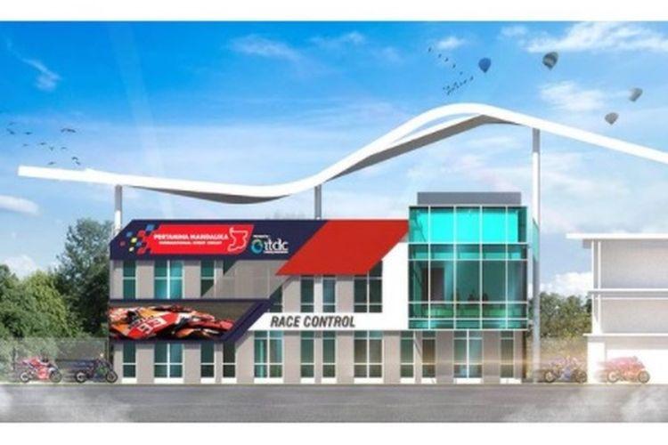 Race Control Building Mandalika International Street Circuit