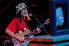 Kenakan Piama, Sheryl Sheinafia  Buka Konser Neno Fest Hari Kedua