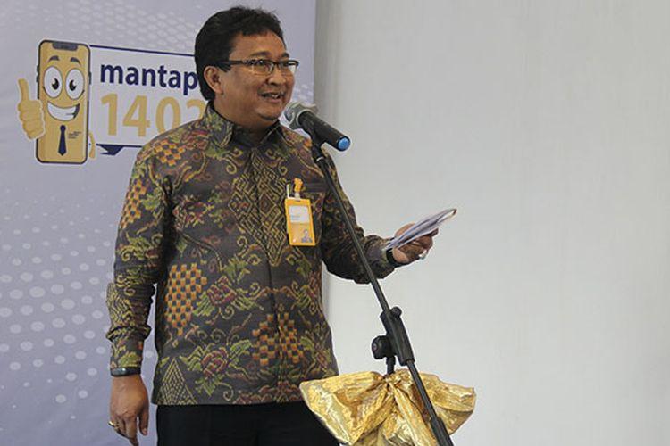 Direktur Utama Bank Mantap, Josephus K. Triprakoso