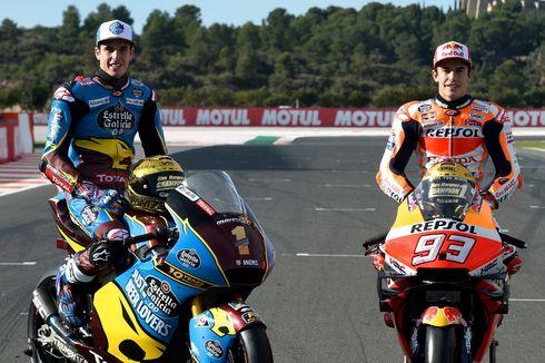 Alasan Honda Gaet Alex Marquez Jadi Rekan Setim Marc Marquez