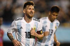 Messi, Baru Banyak Bicara di Timnas Argentina Setelah Jadi Kapten